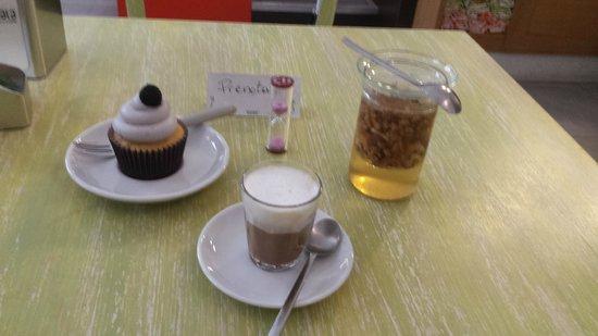 Ginger - Tea & Cakes: colazione:-)