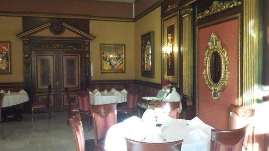 Royal Mirage Deluxe Marrakech: Salle du petit déjeuner