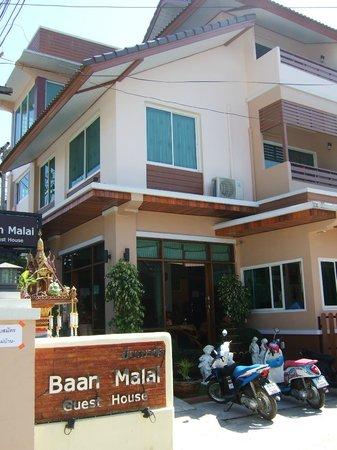 Baan Malai Guesthouse: Appearance of Baan Malai