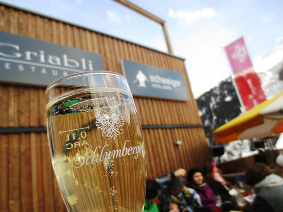 Schweiger: Adjoining Griabi Restaurant & Bar