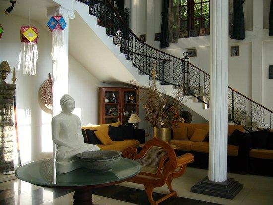 The Richmond House Kandy: ロビー