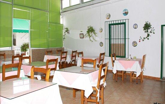 El Faro: Comedor