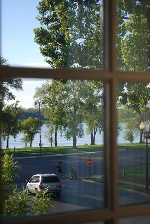 River Inn of Harbor Town: View from bedroom