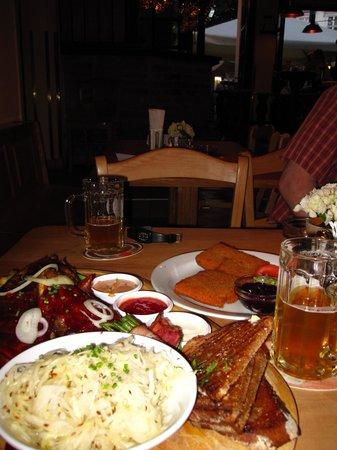 Salm Bräu: Incredibly delicious!