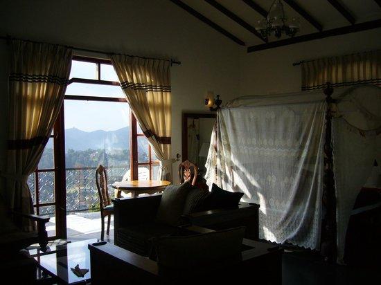 The Richmond House Kandy: 部屋