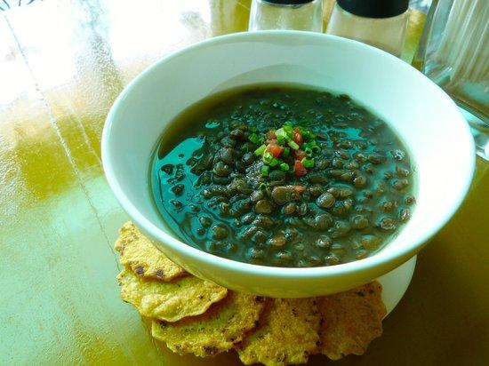 Los Sanchez Homemade Mexican food: Sopa de Lentejas