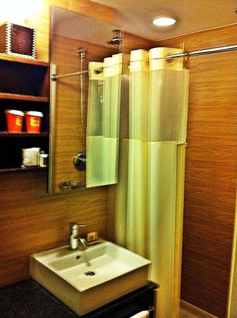 Empire Hotel : Nice bathroom