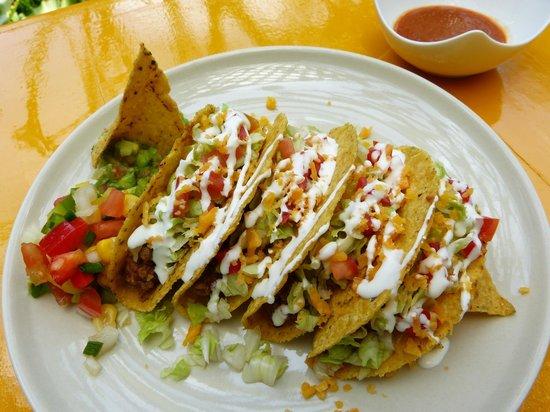 Los Sanchez Homemade Mexican food: Tacos