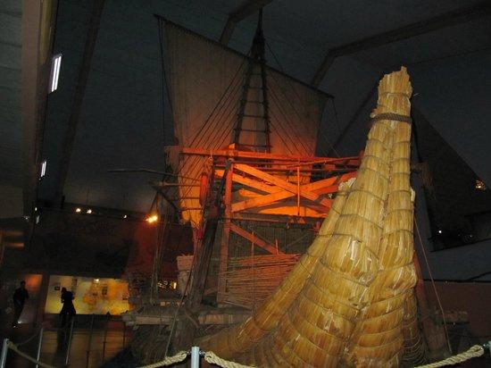 The Kon-Tiki Museum : музей