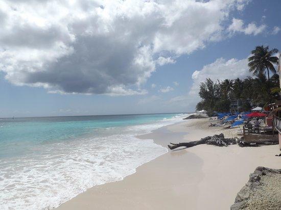 Barbados Beach Club: Beautiful beach