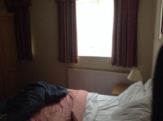Chrysos Hotel: kamer (toen we vertrokken)