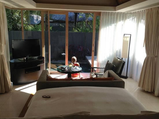 Renaissance Phuket Resort & Spa: Pool Villa room