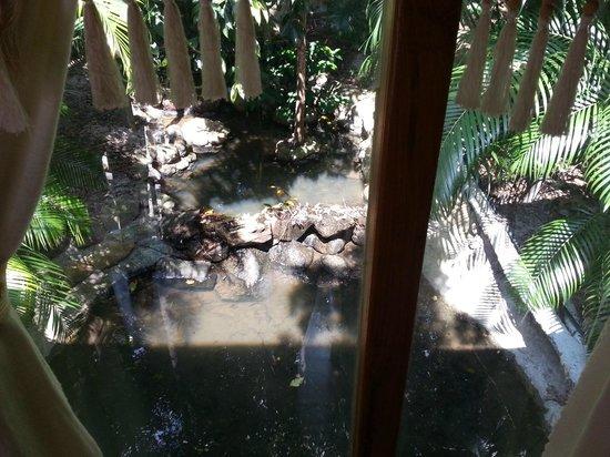 Santhiya Koh Phangan Resort & Spa : jardin