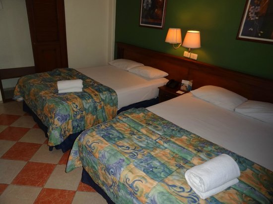 Hotel Residencial: Chambre 410