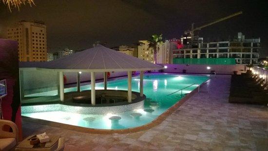 Elite Crystal Hotel: Pool