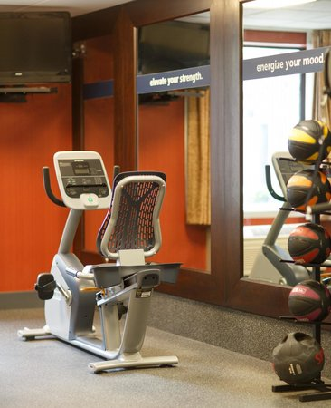 Hampton Inn Winter Haven: Fitness Equipment