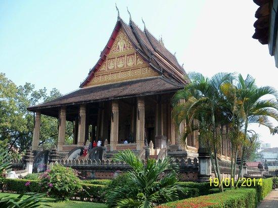 Ho Phra Keo: Ho Pra Keo Wat, Vientiane - magnificent