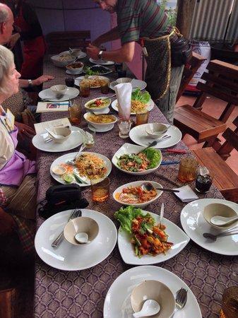 Ka-Ti Culinary Cooking School: Lekker eten na een leuke, leerzame kookles