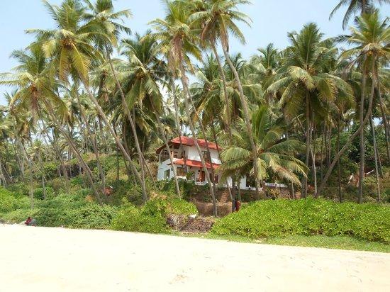 Ocean Hues Beach House: Ocean Hues from Beach