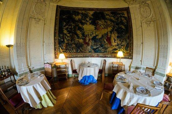 Chateau de Marechal de Saxe : Salon