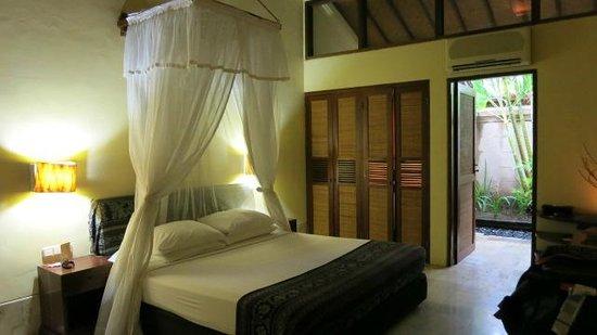 Mimpi Resort Menjangan: lovely room, comfortable bed