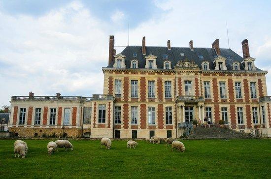 Chateau de Marechal de Saxe : le château