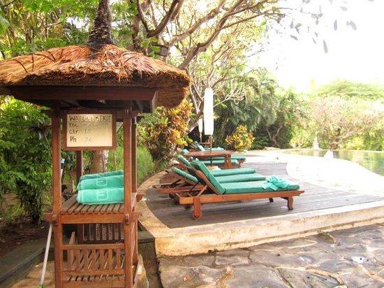 Mimpi Resort Menjangan: fresh towels
