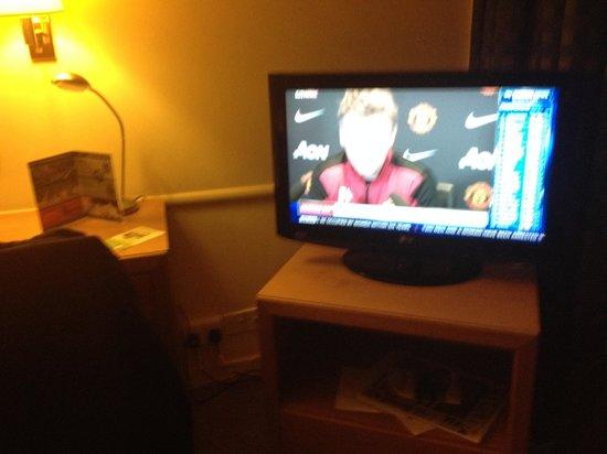 Holiday Inn Edinburgh: room