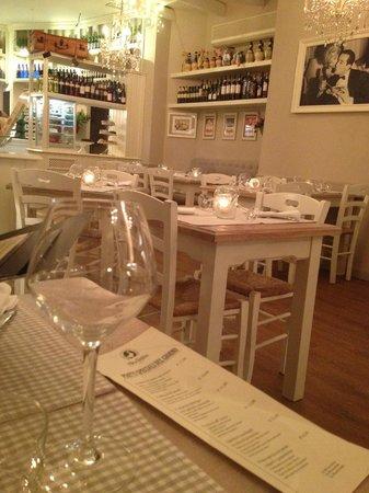 Osteria L'Oca Giuliva: Restaurant