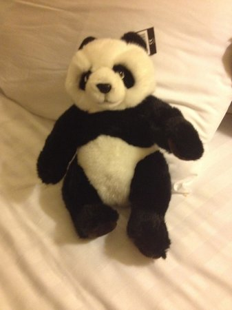 Holiday Inn Edinburgh : panda