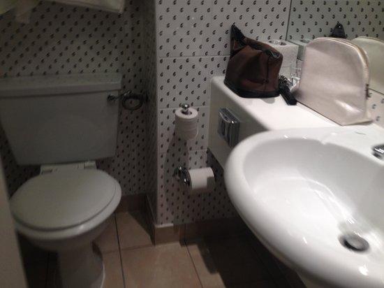 Holiday Inn Edinburgh: bathroom