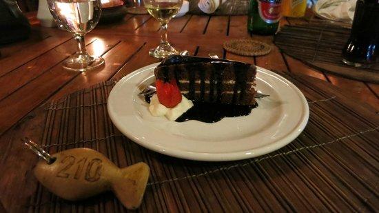 Mimpi Resort Menjangan: yum!