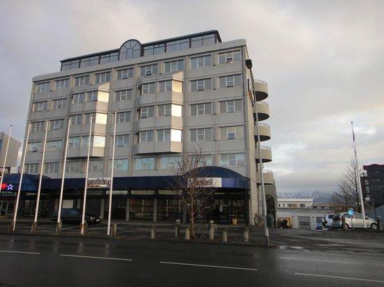 Hotel Island : Park Inn by Radisson Island Reykjavik