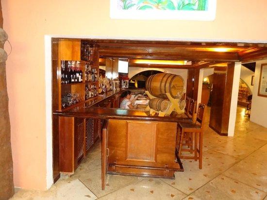 Hotel Chichen Itza: Bar