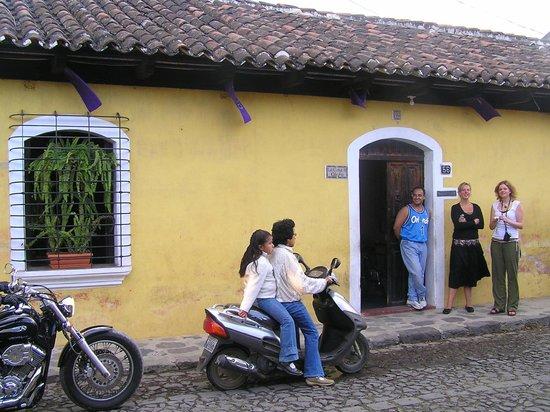 Casa de Chofo - voorkant huis