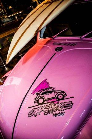 Offshore's Pink Beatle