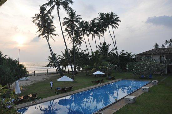 Mandara Resort : View from the room