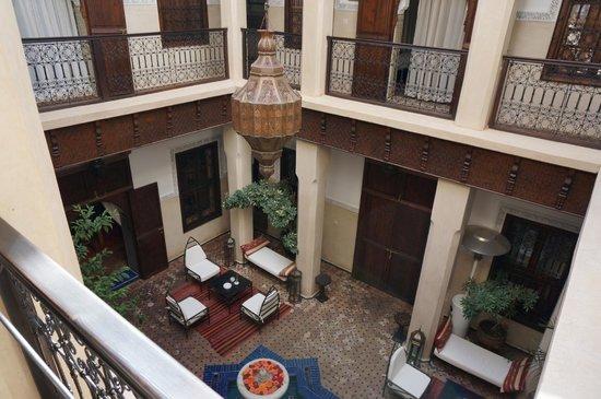 Riad le Clos des Arts: Common area 1