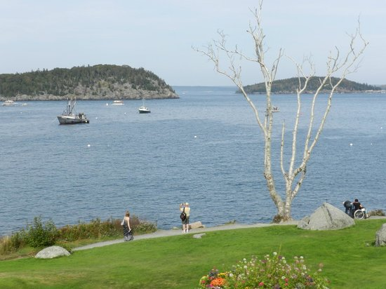 Bar Harbor Inn: Porcupine Islands