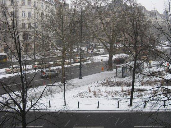 Come Inn Berlin Kurfuerstendamm Opera: Room View