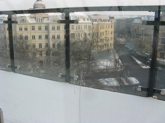 Come Inn Berlin Kurfuerstendamm Opera : 6th floor View