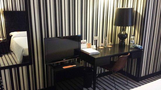 Hotel Clarin: TV