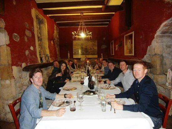 Restaurante Raco de l'abat: Great night at Julio's