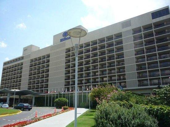 Hilton Istanbul Bosphorus : Центральный вход в здание