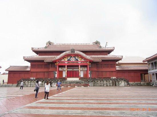 Shurijo Castle: 首里城