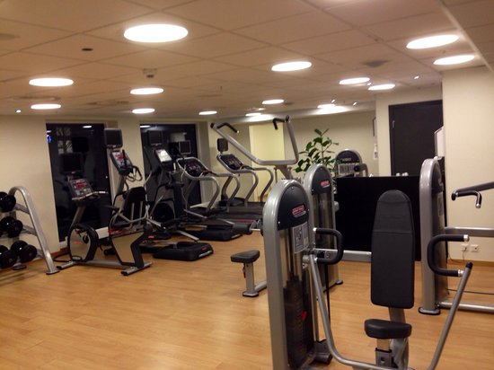 Courtyard Stockholm Kungsholmen: Gym