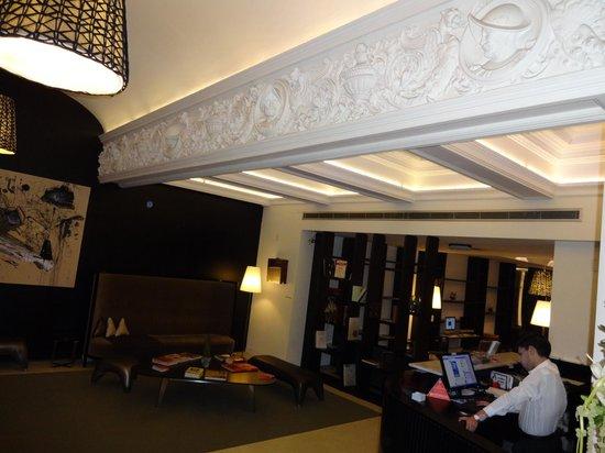 Esplendor Hotel Cervantes: hal de entrada