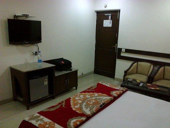 Hotel Maharaja Residency: Room