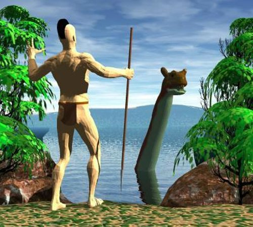 Lake Champlain: Native indians reported sightings