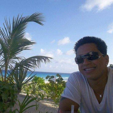 Park Royal Cancun: Vista de um dos bares
